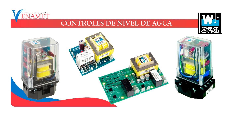 Controles de Nivel de Agua